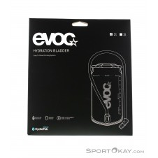 Evoc Hydration Bladder 2l Trinksystem-Schwarz-One Size