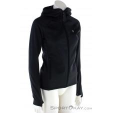 Peak Performance Chill Light Zip Damen Sweater-Schwarz-XS