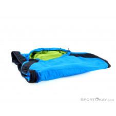 Salewa Micro 600 Schlafsack links-Blau-210