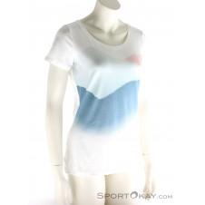 Arcteryx Amdist SS Shirt Damen T-Shirt-Weiss-XS