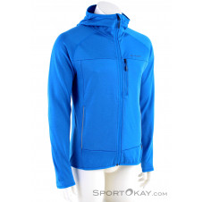 Vaude Tekoa Fleece Jacket Herren Fleecejacke-Blau-XL