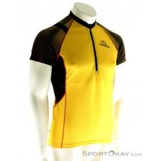 La Sportiva Sonic Herren T-Shirt-Schwarz-M