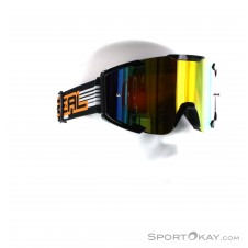 Oneal B2R2 ThreeSixZero Goggle Downhillbrille-Orange-One Size