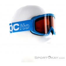 POC Pocito Opsin Kinder Skibrille-Blau-One Size