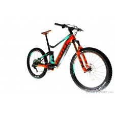 Scott E-Genius 700 Tuned 2018 E-Bike All Mountainbike-Mehrfarbig-M