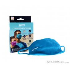 UYN Community Mask Mund-Nasen Maske-Blau-M