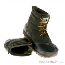 The North Face Tsumoru Boot Herren Outdoorschuhe-Grün-8,5