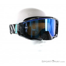 Scott Tyrant Goggle Downhillbrille-Schwarz-One Size
