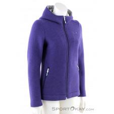 Salewa Sarner 2 Lagen Wool Damen Sweater-Lila-34