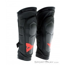 Dainese Hybrid Knieprotektoren-Schwarz-M