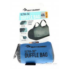 Sea to Summit Ultra-Sil Duffle Bag 40l Reisetasche-Blau-40