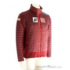 Schöffel Chur ZipIn Jacket Herren Outdoorjacke-Rot-46