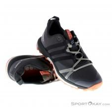 adidas Terrex Agravic Damen Traillaufschuhe-Grau-4