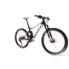 Scott Spark 720 2017 Trailbike-Schwarz-M