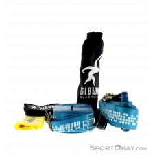 Gibbon Fitness Line 15m Slackline-Blau-15