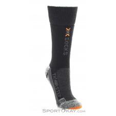 X-Socks Trekking Air Step Damen Wandersocken-Schwarz-35-36