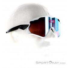 Oakley Wind Jacket 2.0 Prizm Sonnenbrille -Weiss-One Size