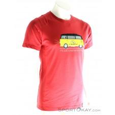 La Sportiva Van Shirt Herren T-Shirt-Rot-S
