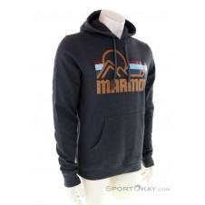 Marmot Coastal Herren Sweater-Dunkel-Grau-S
