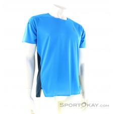 On Performance-T Herren T-Shirt-Blau-S