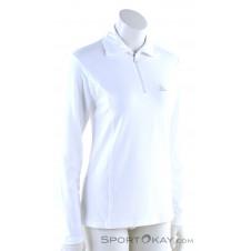 Löffler Transtex Basic HZ Damen Sweater-Weiss-36