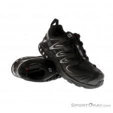 Salomon XA Pro 3D GTX Damen Traillaufschuhe Gore-Tex-Schwarz-4