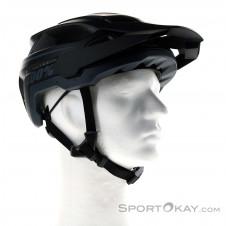 100% Altec Fidlock Bikehelm-Schwarz-L-XL