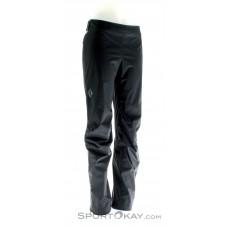 Black Diamond StormLine Stretch FZ Damen Outdoorhose-Schwarz-M