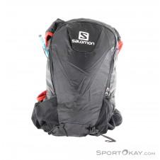 Salomon Skin Pro Set 15l Rucksack-Schwarz-15