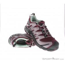 Salomon XA PRO 3D Damen Traillaufschuhe-Pink-Rosa-9,5