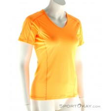 Arcteryx Motus Crew SS Damen T-Shirt-Orange-XS