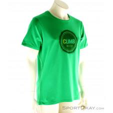 Chillaz Climb Herren T-Shirt-Grün-L