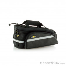 Topeak RX TrunkBag EX Fahrradtasche-Schwarz-One Size
