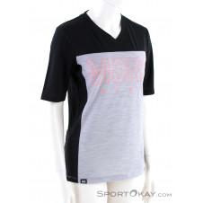 Mons Royale Phoenix Enduro VT Damen T-Shirt-Grau-M