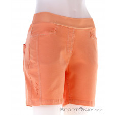 Chillaz Sarah Damen Freizeitshort-Orange-36