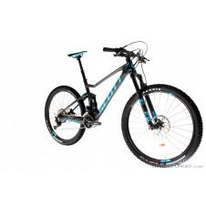 Scott Contessa Spark 710 2017 Damen Trailbike-Schwarz-M