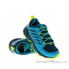 La Sportiva JYNX Mountain Running Kinder Wanderschuhe-Blau-34