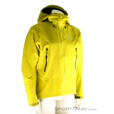 Arcteryx Beta SL Hybrid Jacket Herren Outdoorjacke-Gelb-M