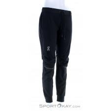 On Running Pants Damen Laufhose-Schwarz-M