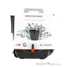 Vaude Comyou Back Single Fahrradtasche-Schwarz-One Size