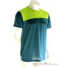 Vaude Sveit Herren T-Shirt-Blau-S