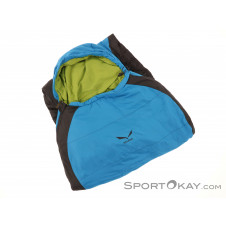 Salewa Micro 800 Schlafsack rechts-Blau-One Size