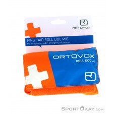 Ortovox First Aid Roll Doc Mid Erste-Hilfe Set-Orange-One Size