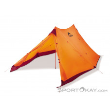 MSR Twin Sisters 2-Personen Zelt-Orange-One Size