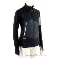 Ortovox Swisswool Piz Roseg Jacket Damen Tourenjacke-Schwarz-XS