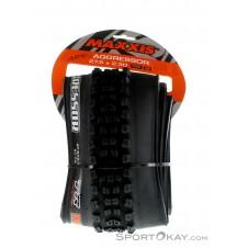 Maxxis Aggressor DD Dual TL-Ready 27,5 x 2,3 Reifen-Schwarz-27,5