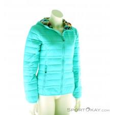 CMP Jacket Fix Hood Damen Freizeitjacke-Blau-34