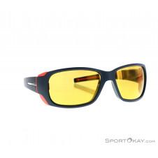 Julbo Monterosa Zebra Damen Sonnebrille-Blau-One Size