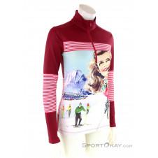CMP Sweat Damen Sweater-Pink-Rosa-36