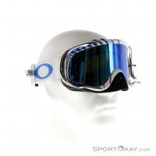 Oakley Crowbar MX Ryan Villopoto Goggle Downhillbrille-Schwarz-One Size